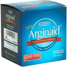 Image 0 of Arginaid Cherry Powder Packets 4 x 14 x 0.32 Oz