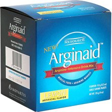 Arginaid Packet 56X9.2 Gm Lemon Mfg. By Nestle Clinical Nutrition
