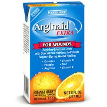 Image 0 of Resource Arginaid Extra Org Liquid 27X240 ml Mfg. By Nestle Clinical Nutrition