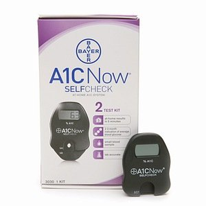 Bayer A1Cnow Self Check At-Home Kit 1 Each