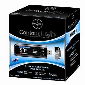 Image 0 of Bayer Contour Usb Kit 1 Each