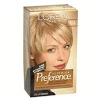 Image 0 of Loreal Preference Permanent Hair Color 9.5A Lightest Ash Blond