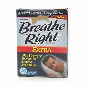 Breathe Right Extra Strip 26 In Each