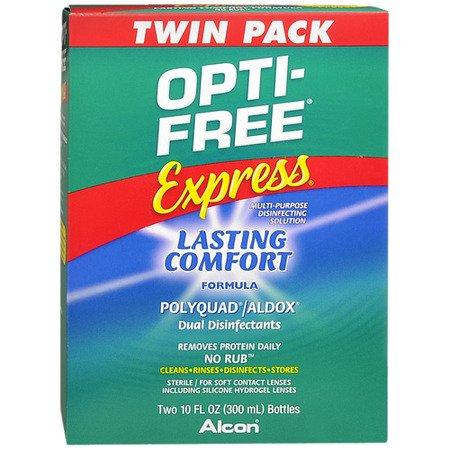 Alcon Opti-Free Express Multi-Purpose 2X10 Oz