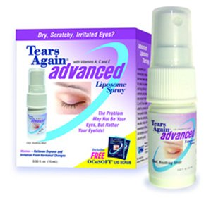 Ocusoft Tears Again Advanced Eyelid Spray 15 Ml