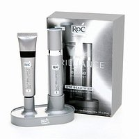 Roc Brillance Epulse Eye Serum/Cream .03 oz Kit
