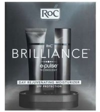 Roc Brillance Epulse Day Serum/Cream 1 oz Kit