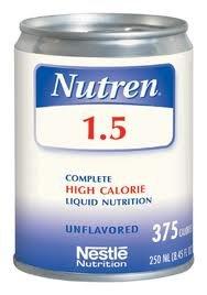 Nutren 1.5 Vanilla Liquid 24X250 Ml