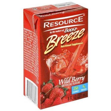 Resource Breeze Brik Pink Berry 27x8 Oz