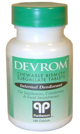 Devrom Chewable Tablets 100