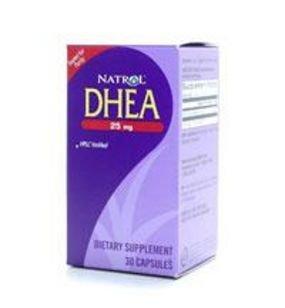 Natrol Dhea 25 mg Dietary Supplement Tablets 300 Each
