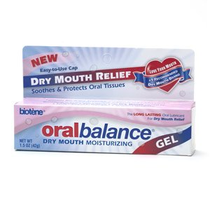 Image 0 of Biotene Oral Balance Dry Mouth Moisturizing Gel 1.5 Oz