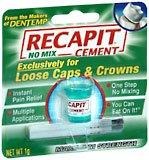 Recapit Cap & Crown Cement 1 Gm