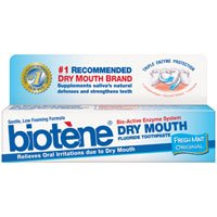 Biotene Dry Mouth Gentle Mint Toothpaste 4.3 Oz
