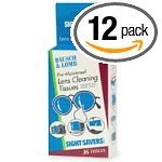Bausch & Lomb Sight Savers Pre-Moistened Lens Tissue 16 Ct.
