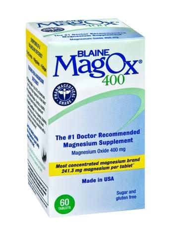 Mag-Ox 400 Mg 60 Tablet