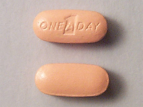 Image 2 of One-A-Day Men's Tablet 100