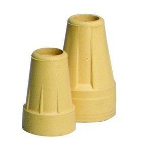 Guardian - Crutch Tip 7/8 Jumbo Tan 8 In Each Case