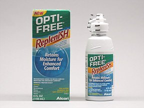 Image 0 of Alcon Opti-Free Replenish Multi-Purpose 4 Oz