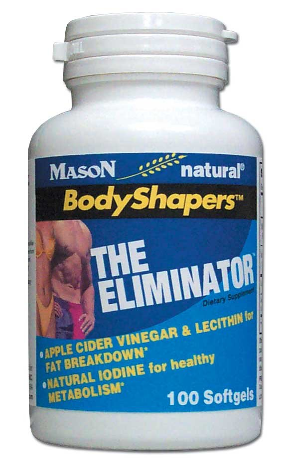 Image 0 of Bodyshapers The Eliminator Dietary Supplements Softgels 100
