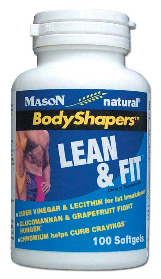 Image 0 of Bodyshapers Lean & Fit Dietary Supplement Tablets 100