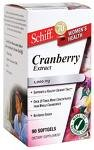 Image 0 of Cranberry Urinary Comfort Concentrated Extract Dietary Supplement Softgels 90