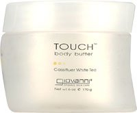 Image 0 of Touch Body Butter White Tea Size: 6 oz By Giovanni