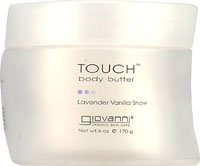 Image 0 of Touch Body Butter Lavender Vanilla Size: 6 oz By Giovanni