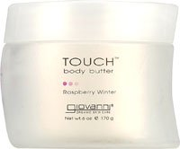 Image 0 of Touch Body Butter Rasp Wntr Size: 6 oz By Giovanni