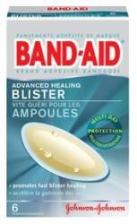 Band-Aid Advanced Healing Blister Cushions 6 Ct.