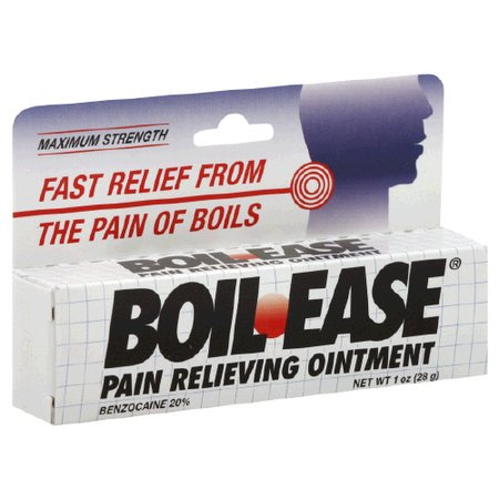Boil Ease Ointment 1 Oz.
