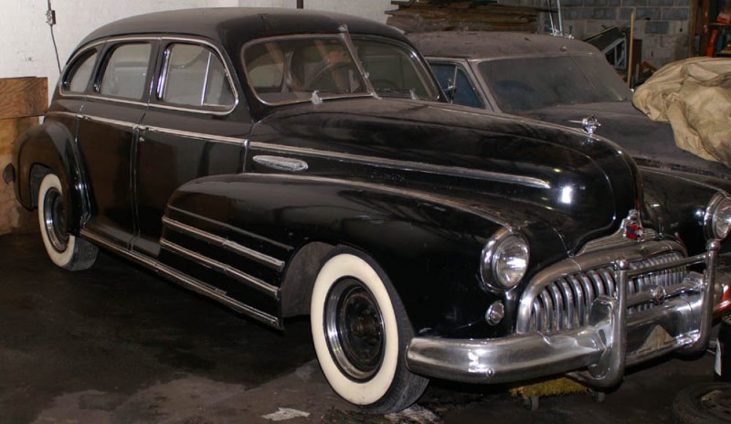 1948 Buick Super Sedan