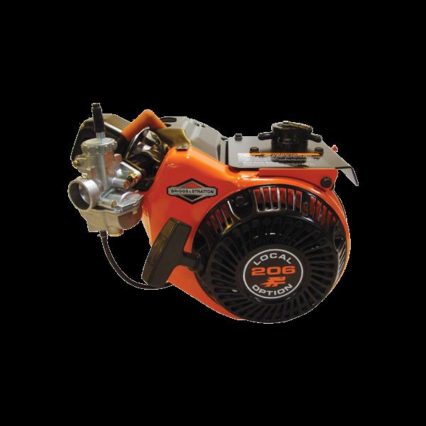 Briggs LO 206 Engine 124332 8201 01  FREE SHIPPING