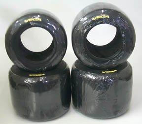 Image 1 of Vega MCS Yellow 6'' Kart Tires