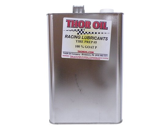 Image 0 of Thor Oil Goat Pee Tire Prep - Gallon