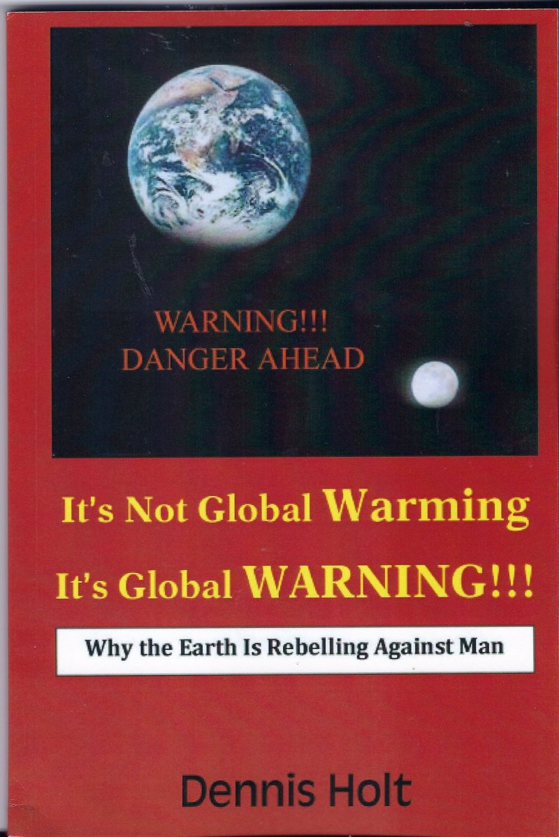 110 It s Not Global Warming. It s Global Warning