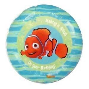 Finding Nemo 18'' Happy Birthday Mylar Balloon - Birthday party