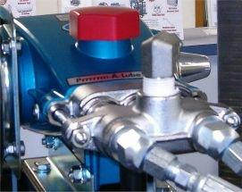 Image 1 of CAT Pump Oil Filler Cap Protective Cover