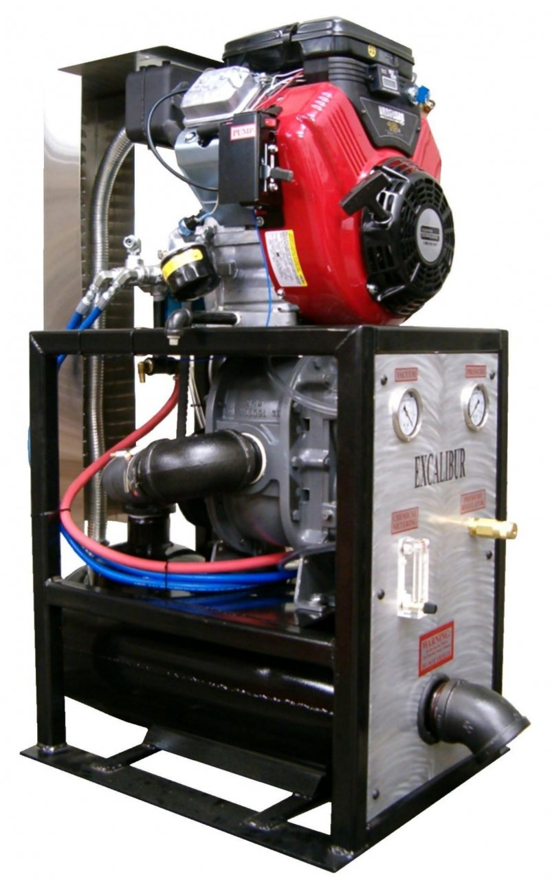 Image 1 of 4 - The EXCALIBUR Carpet Cleaning System