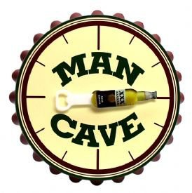 Image 0 of Man Cave Clock