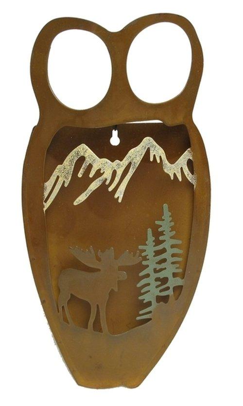 Moose Wall Pocket