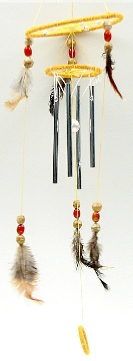 Image 0 of Dream Cathcher Wind Chime