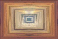 Abstract Frames Smaller Size Cross Stitch Pattern