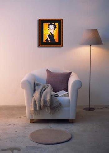 Καθρέφτης MALMA Betty Boop