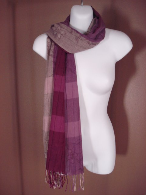 EGYPTIAN COTTON PASHMINA MULTICOLORED SCARF IMPORTED FROM EGYPT CR52 10