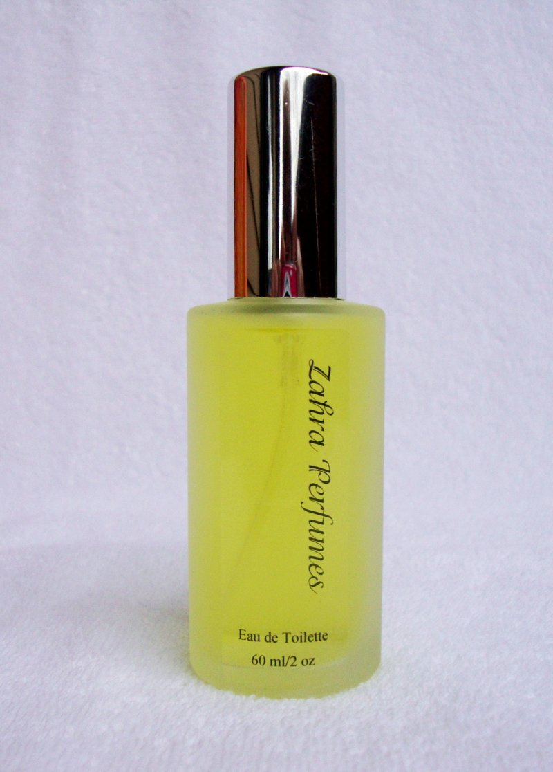 ORANGE BLOSSOM Perfume Eau de Toilette EDT 60 ml  2 fl oz  by Zahra Perfumes