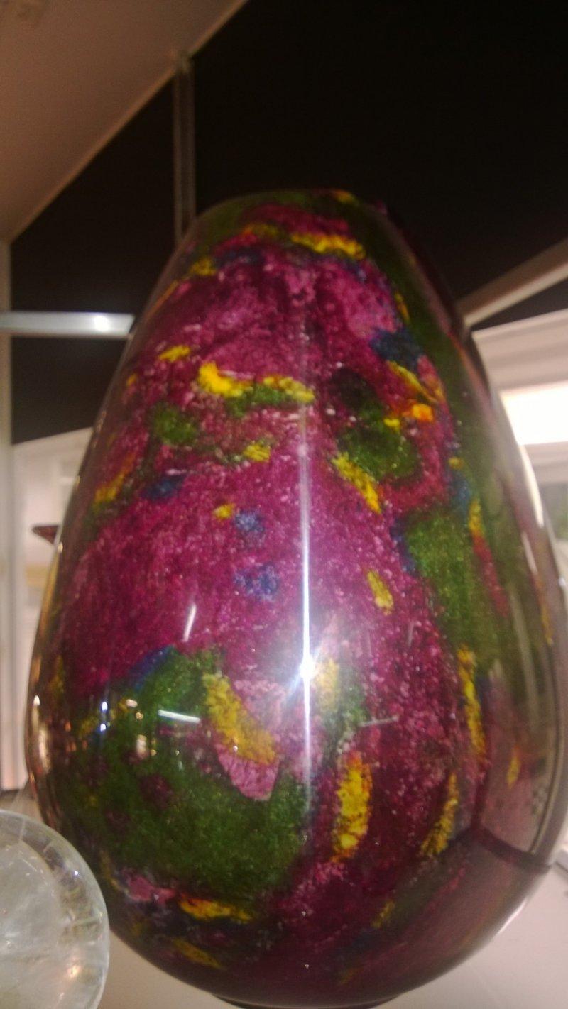 Image 0 of Serpentine Jade Vase - Large