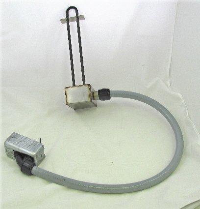 THF   Tank Heater with Flexible Liquid Tight Tubing