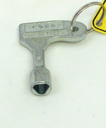 Key Selcom Door Release & Tools and Accessories - Elevator Door Keys - Key-Selcom Door Release