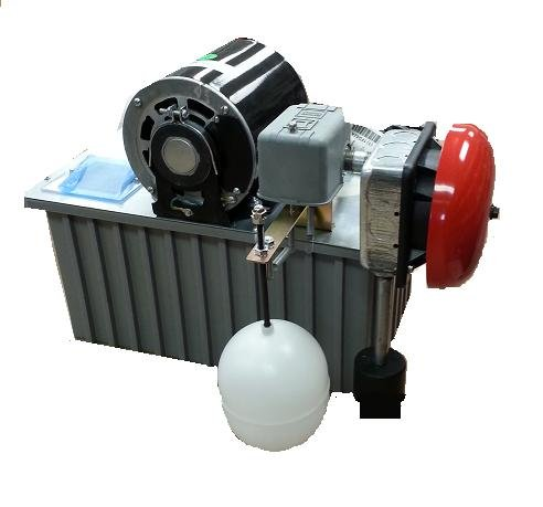 Image 0 of SP-FA Heavy Duty 1/3 HP Elevator Scavenger Pump with Pit Flood Alarm